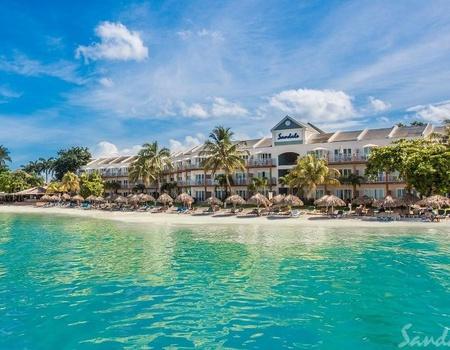 Hôtel Sandals Negril Beach Resort & Spa 5*