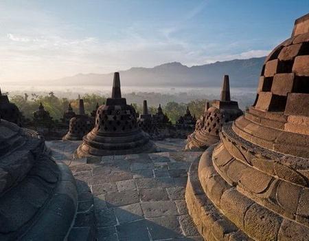 Circuit Indonésie en majesté
