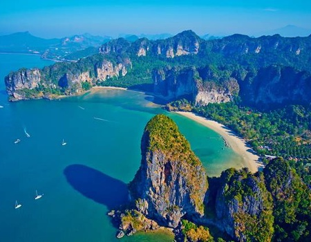 Séjour combiné Phuket 4* et Krabi 4*