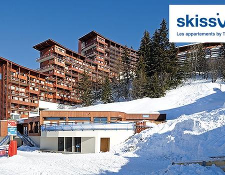 Résidence Skissim Premium Le Roc Belle Face 4*