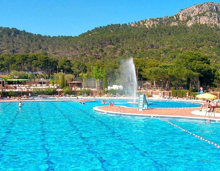 Camping Castell Montgri, 4*