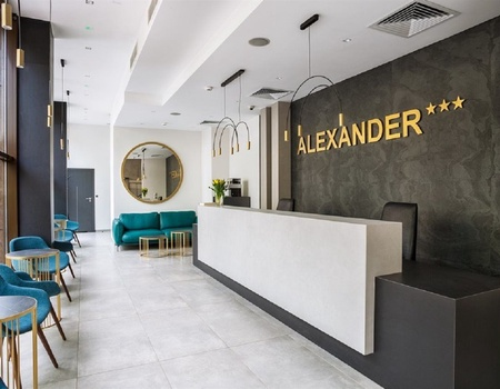 Hotel Alexander 3*