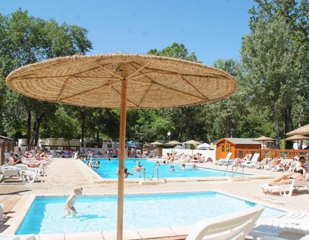 Camping Au Vallon Rouge 3*