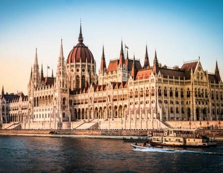 Les capitales danubiennes : Vienne - Budapest - Bratislava (formule port/port)