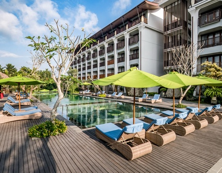 Combiné Element by Westin Bali Ubud 5* & Grand Mirage Resort & Thalasso 5*