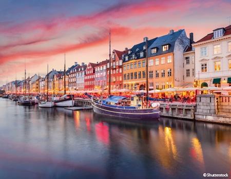 Croisière de Berlin à Copenhague, entre terre et mer (formule port/port)