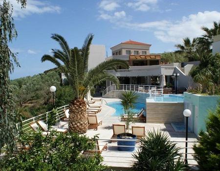 Hôtel Pelagia Bay 3* - Location voiture incluse