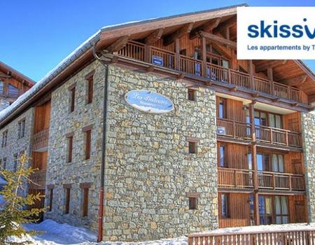 Résidence Skissim Select Les Balcons De La Rosière 4*