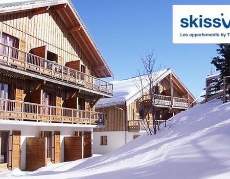 Résidence Skissim Select Les Chalets des Cimes 3*