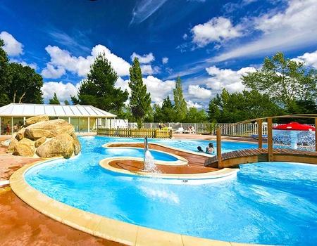 Camping Le Moulin de Cantizac 3*