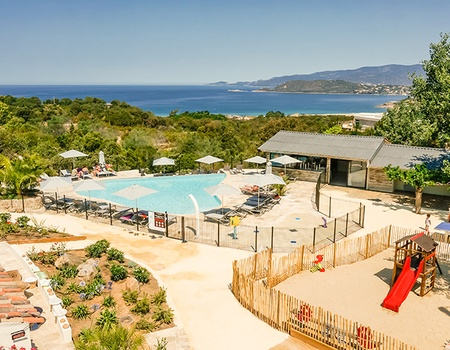 Camping Corsica Paradise