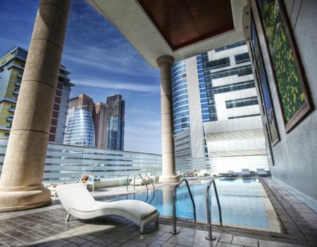 Hôtel Byblos Tecom Dubaï 4*