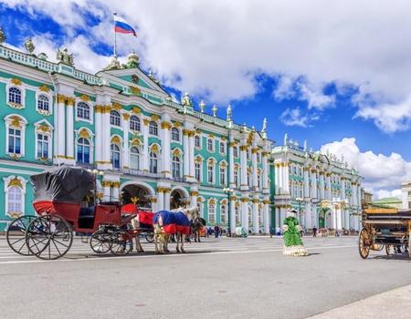 Escapade à Saint Pétersbourg 4*