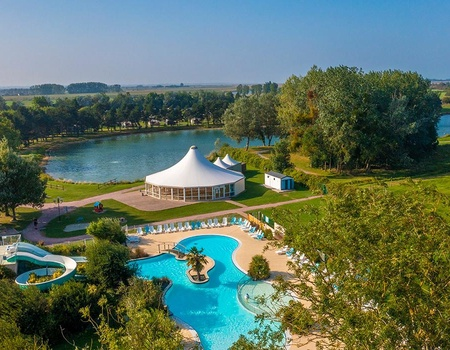 Isigny sur Mer - Camping Fanal 4*