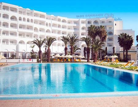 Hôtel Eden Yadis Hammamet club 4*
