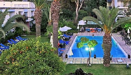 Hôtel Atlas Volubilis 4*