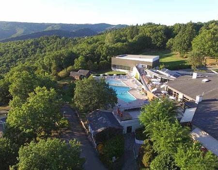 VVF Club Intense Les Bastides en Aveyron 3*