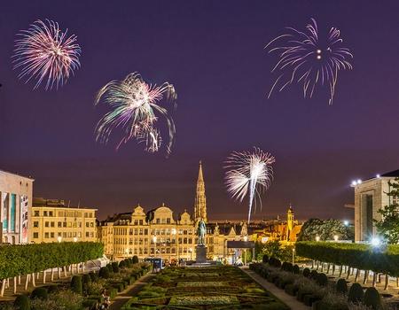 Réveillon à Bruxelles avec soirée du Nouvel An à l'hôtel - Hôtel Leopold 4* - 2 nuits