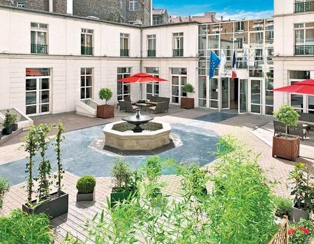 Hôtel Villa Modigliani 3*