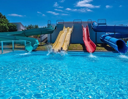 Camping Amiaux 4*