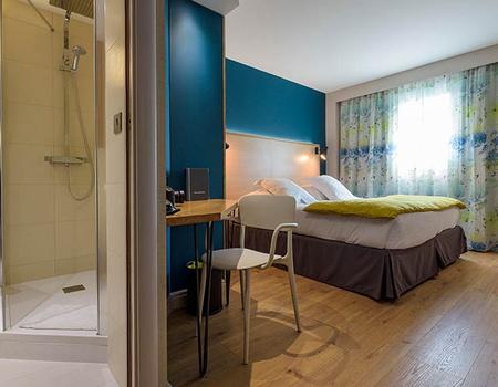Hôtel Best Western Montecristo Bastia 3*