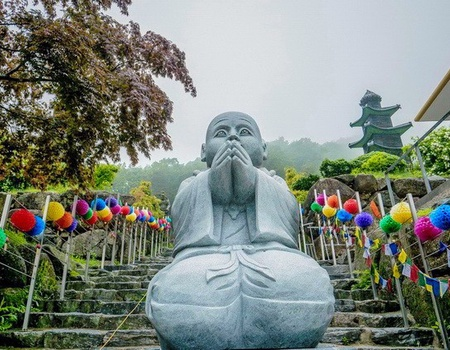 Circuit Samourais et Jardins Zen