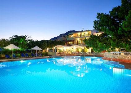 Hôtel Aroma Creta 3*
