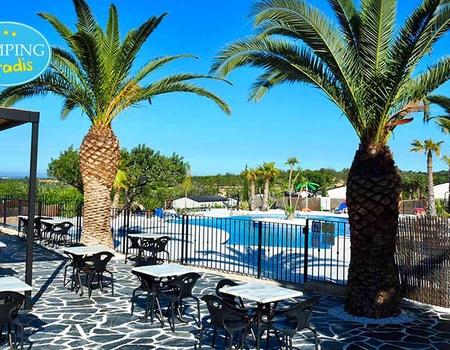 Camping Paradis L'Orangeraie 3*
