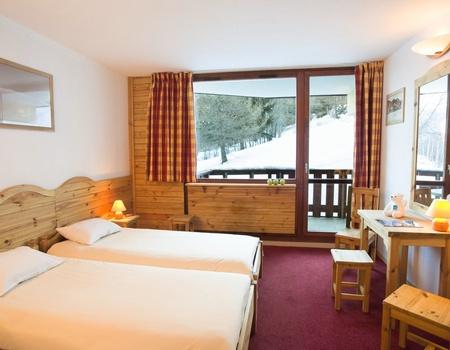 Hôtel Club MMV Les Sittelles Village Vacances 3* - PLAGNE MONTALBERT -