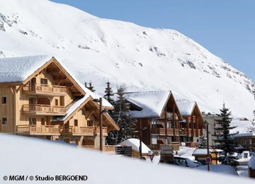 Résidence CGH Le Cristal de L'Alpe 4*