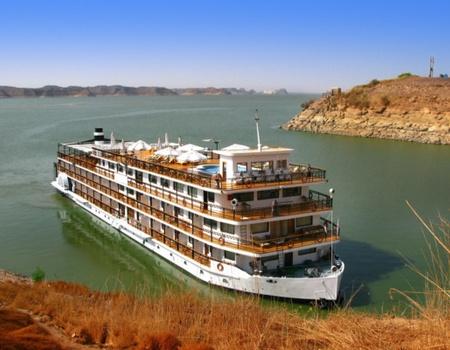 Croisière Sur le Nil Sans Excursions 4*