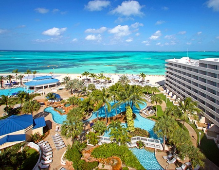 Hôtel Melia Nassau Beach 4*