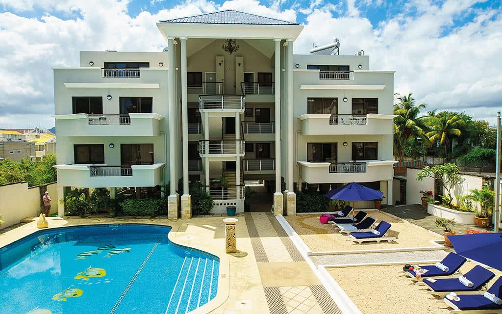 Appartements Sea Villa Resort and Spa