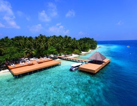 Hôtel Fihalhohi Island Resort 4*
