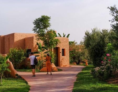 Hôtel Oasis Lodges 4*