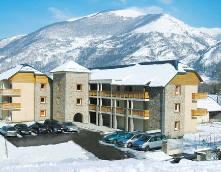 Ski Tout Compris - Résidence Lagrange Les Pics d'Aran 3*
