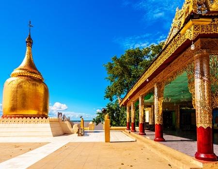 Circuit Merveilles de Birmanie
