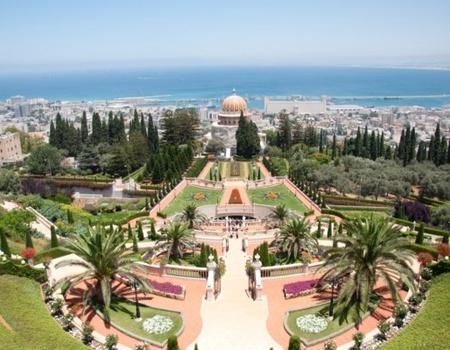 Circuit Mosaique israelienne