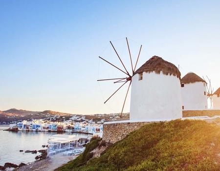 Périples dans les Cyclades - Naxos et Amorgos en 3* - Arrivée Athènes