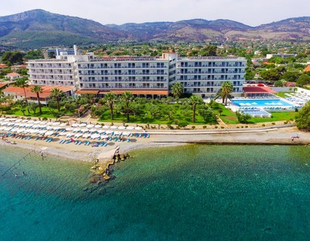 Hôtel Bomo Calamos Beach Hotel 3*