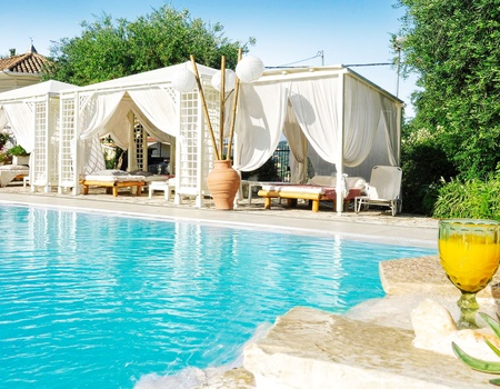 Hôtel Nefeli Hotel Corfu 3*