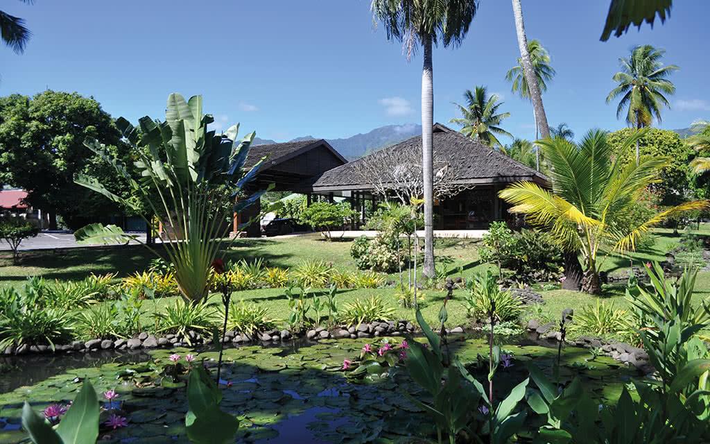 Hôtel Royal Tahitien **