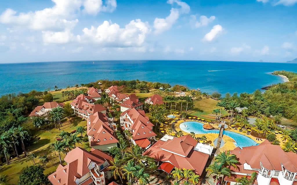 Village Pierre & Vacances Sainte Luce Martinique Mer