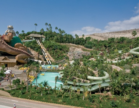Hôtel SplashWorld Parque Cristobal & Siam Park 3*