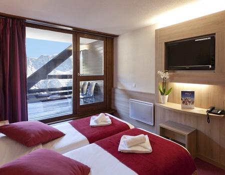 Hôtel Club MMV Le Monte Bianco Village Vacances 3*