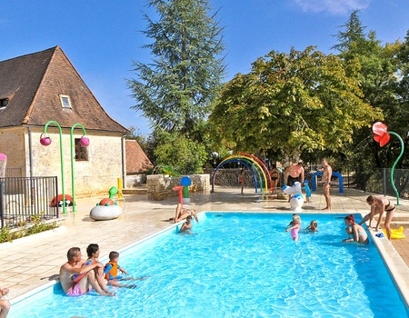 Camping Domaine de la Paille Basse - Camping French Time, 5*