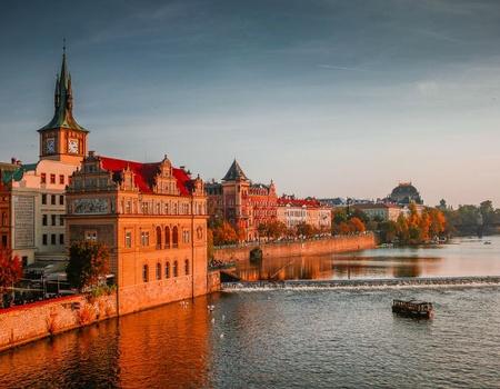 Escapade à Prague 4*