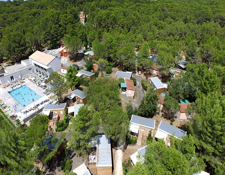 VVF Summer Camp Le Clos des Cigales 3*
