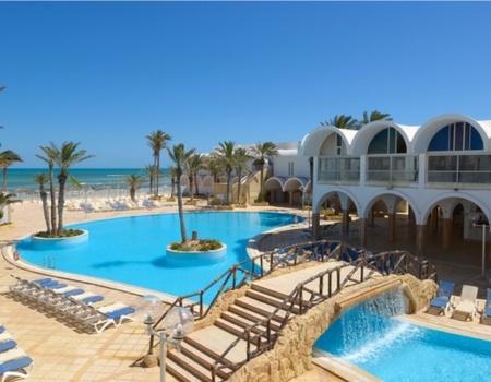 Hôtel Dar Djerba Zahra ***