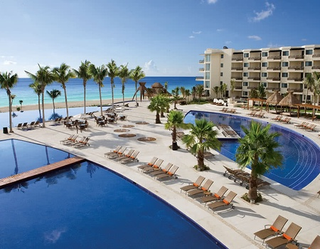 Hôtel Dreams Riviera Cancun Resort & Spa 5*